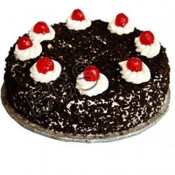 Black Forest Cake- 12 Inches